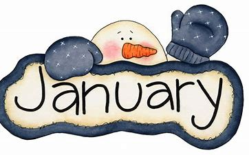 Image result for Free January 29 Word Clip Art