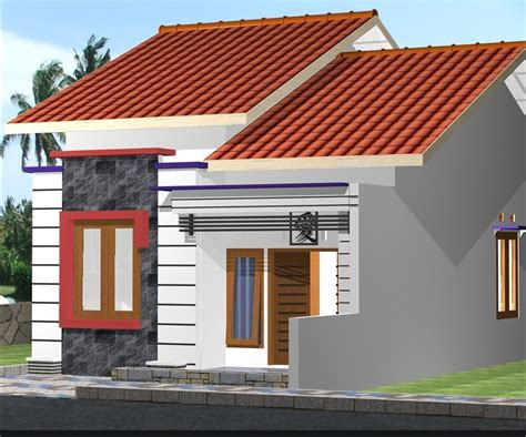 desain atap rumah minimalis modern minimalist house