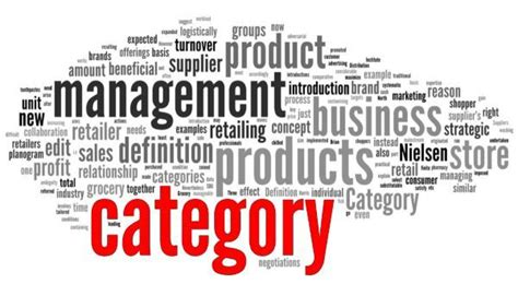 how to get started for an effective category management