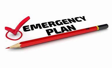 Image result for emergency plans