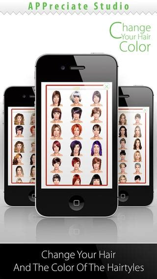 top hair color changer apps for your needs haircolortrends