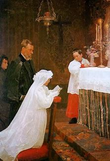 Image result for First Communion picasso
