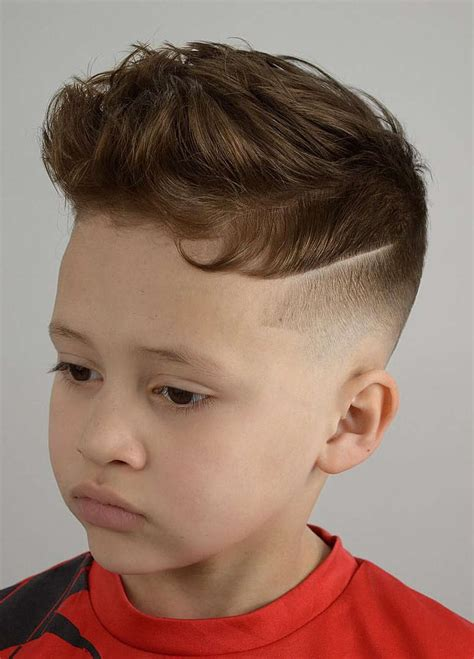 cool haircuts for kids for