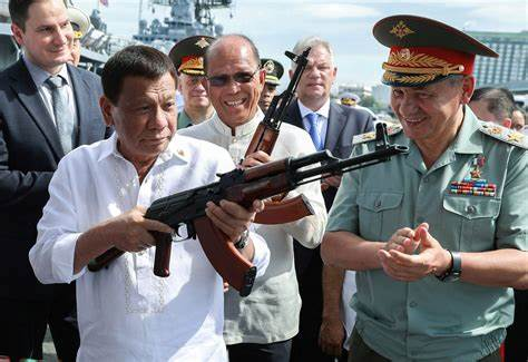 Duterte looking for a film producer…