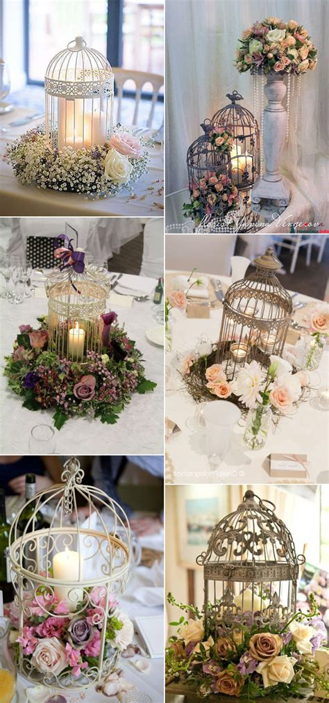 birdcage wedding ideas to make your wedding stand out