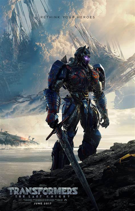 Transformers News: Ranking the Transformers Movies