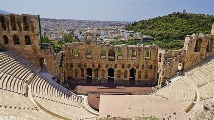 ヘロディス・アッティコス音楽堂 に対する画像結果