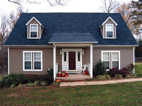 brown house with blue shingles pictures abtco home