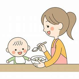 離乳食 1歳 イラスト無料 に対する画像結果