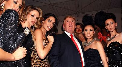 Image result for donald trump arm candy images