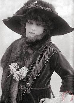 Image result for images painting sarah bernhardt