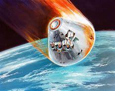 Résultat d'images pour images capsule d'amerrissage apollo