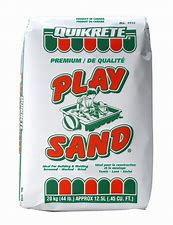 Image result for quikrete playsand