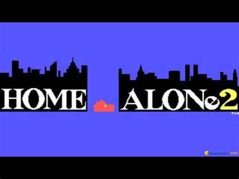 HOME ALONE LOST IN NEW YORK PC GAME