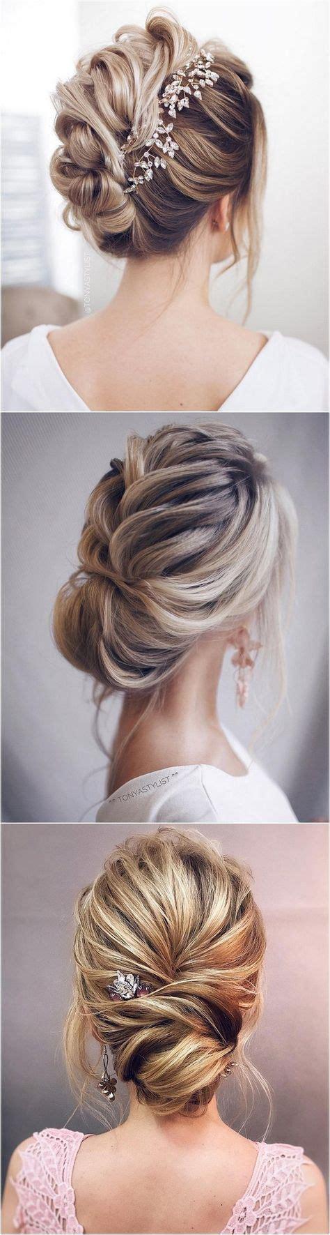 so pretty updo wedding hairstyles from tonyapushkareva