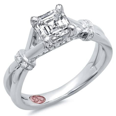 womens designer engagement rings demarco bridal jewelry