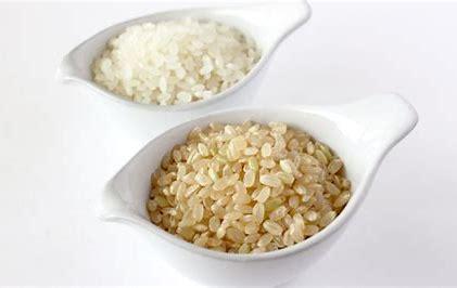 玄米と白米 に対する画像結果