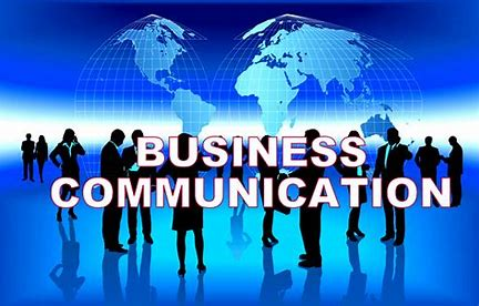 business communication graphic