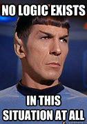 Image result for Spock Logical