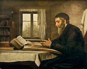 Image result for image jewish rabbi studying torah
