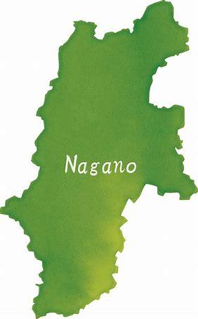 長野県地図 無料 に対する画像結果