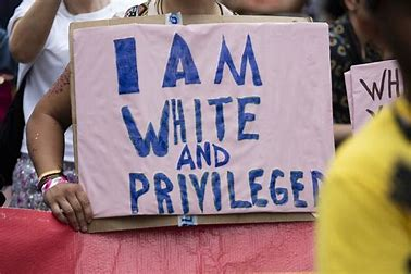Image result for images white privilege