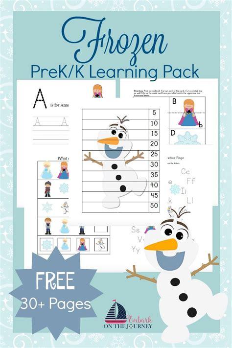 free frozen printable activities preschool activities