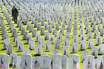 Image result for soldier graveyard