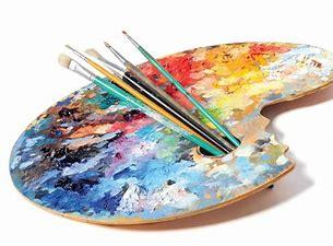 Afbeeldingsresultaten voor schilderspalet