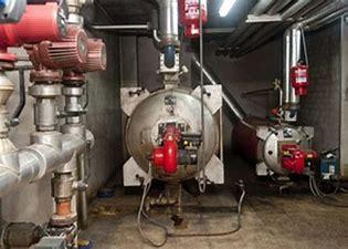 Resultado de imagen de fotos calefaccion central
