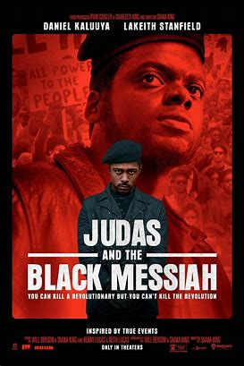 Image result for judas and the black messiah poster