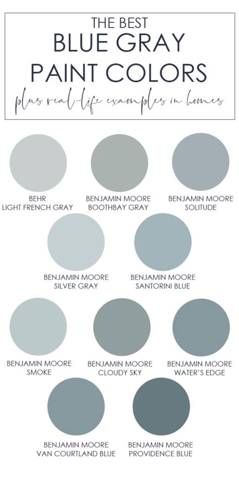 the best blue gray paint colors life on virginia street