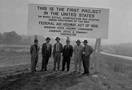 Image result for Federal Highway Act