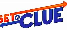 Image result for Get A Clue  game show network show logos