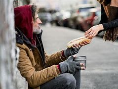 Image result for free pics of giving food to homeless