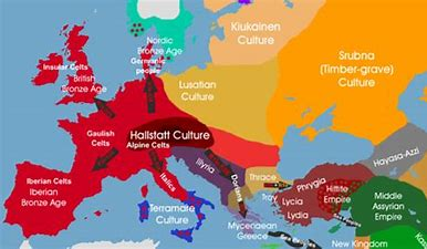 Image result for images iron age tribes northern europe