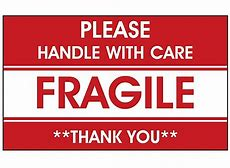 Image result for fragile shipping
