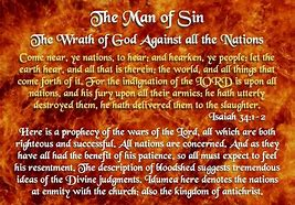 Image result for God's cup of wrath upon the earth
