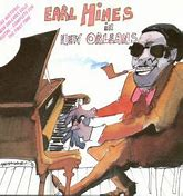Image result for earl hines in new orleans