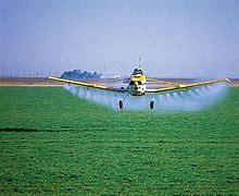 Resultado de imagen de avioneta fumigando campos cultivados