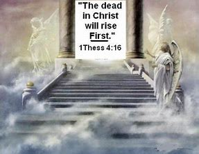 Image result for dead in Christ rise first