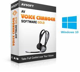AV Voice Changer Software Gold - 7.0