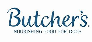 Image result for butchers dog tin logo