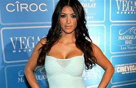 Image result for How did kim k get famous