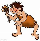 Image result for horrible histories stone age clipart