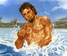 Image result for Bible Story Naaman the Leper
