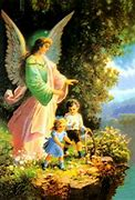 Obraz znaleziony dla: anioł stróż