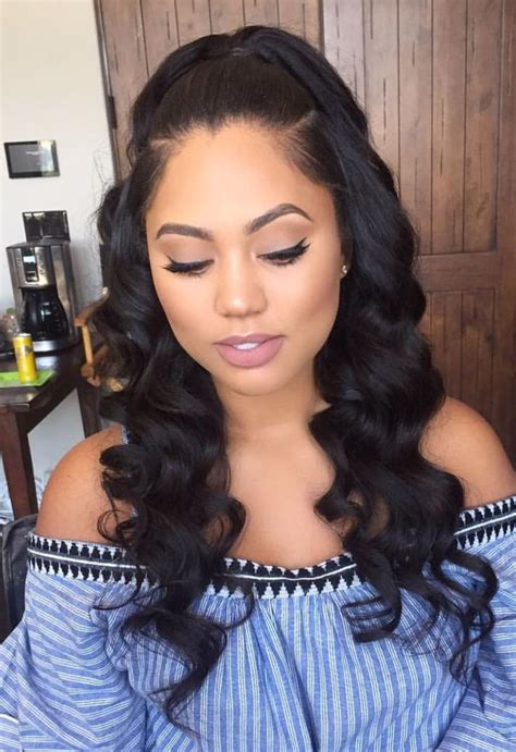 top trendy sew in hairstyles for women hairstyles for