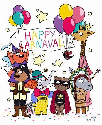 Résultat d'images pour dessin carnaval