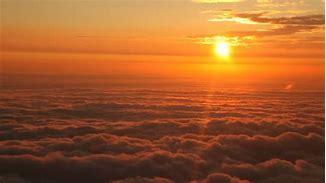 Image result for free pictures of sun above the clouds from a plane window